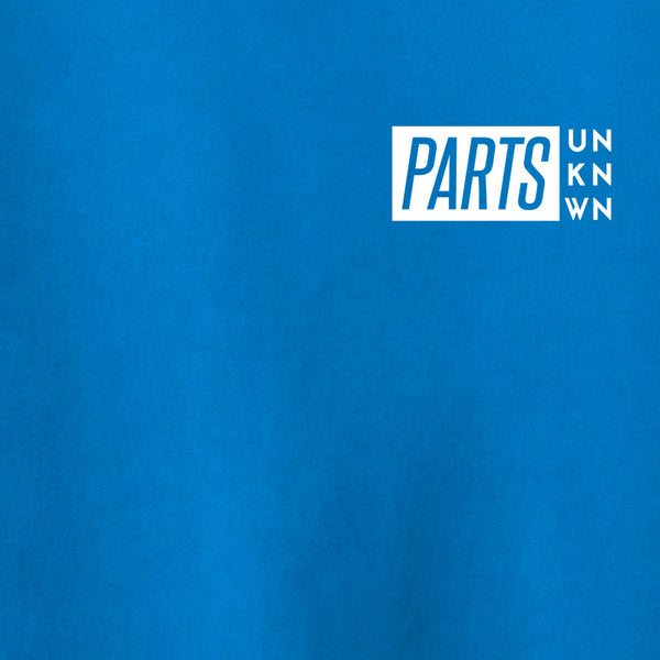 Parts Unknown Clothing-Pro wrestling T-Shirt-Parts Unknown Clothing
