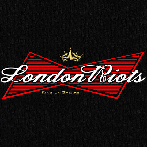 King of Spears T-Shirt - London Riots - Parts Unknown t-shirts - Wrestling T-Shirt - 1