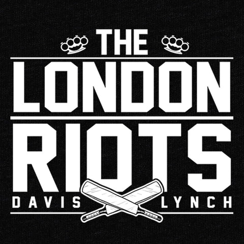 Davis and Lynch T-Shirt - London Riots - Parts Unknown t-shirts - Wrestling T-Shirt - 1