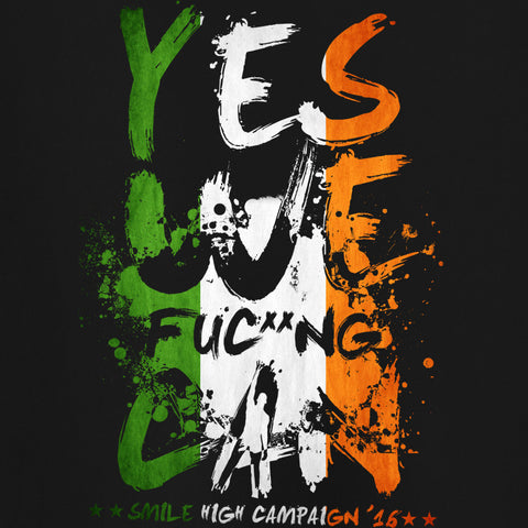 OTT Exclusive - Yes We Can T-Shirt - Ryan Smile - Parts Unknown t-shirts - Wrestling T-Shirt - 1