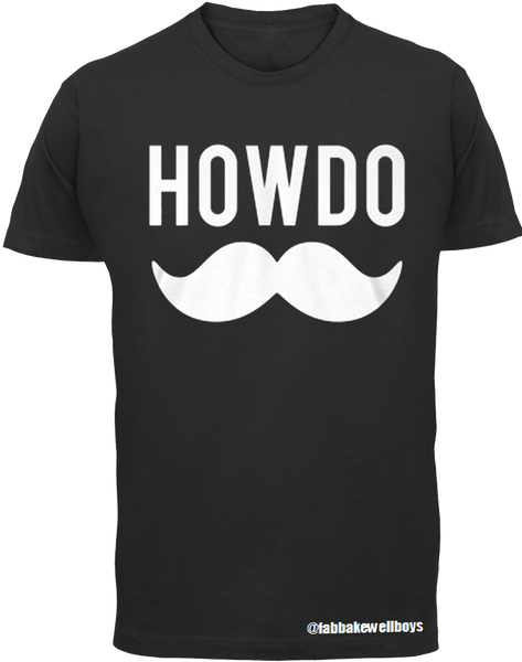 Howdo T-Shirt - Bakewell Boys - Parts Unknown t-shirts - Wrestling  - 2