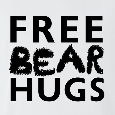 Free Bear Hugs Hoodie - Parts Unknown Clothing - Parts Unknown t-shirts - Wrestling Hoodie - 1