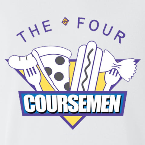 The Four Coursemen T-Shirt - Buffet Club - Parts Unknown t-shirts - Wrestling T-Shirt - 1