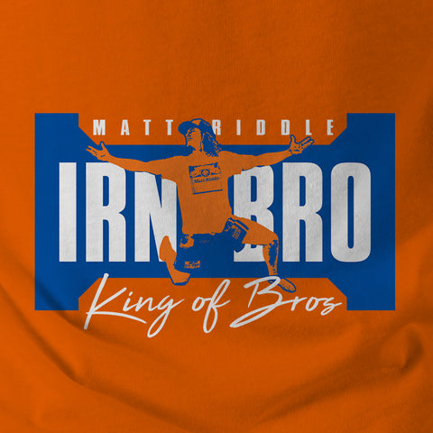 Matt Riddle Irn Bro T-Shirt