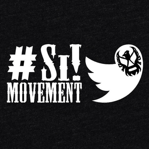 Si Movement T-Shirt - Mexican Eagle - Parts Unknown t-shirts - Wrestling T-Shirt - 1