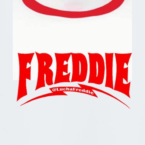 Freddie Mercurio-Pro wrestling T-Shirt-Parts Unknown Clothing