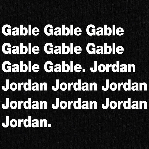 Gable and Jordan - Parts Unknown Clothing - Parts Unknown t-shirts - Wrestling Hoodie - 1