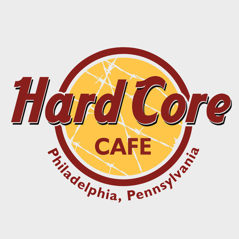 Hard Core Cafe Hoodie - Parts Unknown Clothing - Parts Unknown t-shirts - Wrestling Hoodie - 1