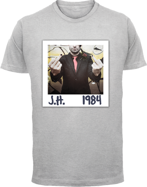 J.H. 1984 T-Shirt - Jimmy Havoc - Parts Unknown t-shirts - Wrestling T-Shirt - 2