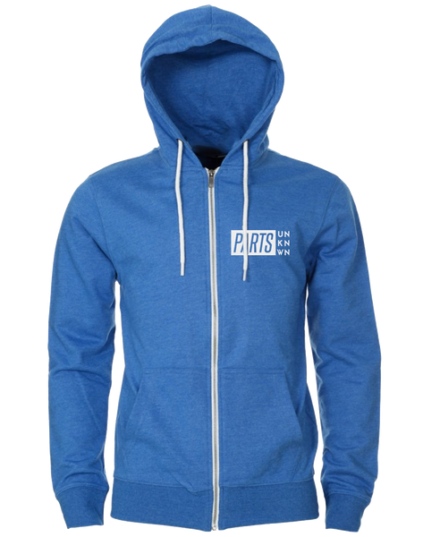 Parts Unknown Zip Hoodie - Parts Unknown Clothing - Parts Unknown t-shirts - Wrestling Zip-Up Hoodie - 1