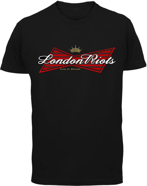 London Riots-Pro wrestling T-Shirt-Parts Unknown Clothing
