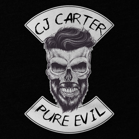 CJ Carter-Pro wrestling T-Shirt-Parts Unknown Clothing