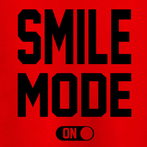 Smile Mode T-Shirt - Ryan Smile - Parts Unknown t-shirts - Wrestling T-Shirt - 1