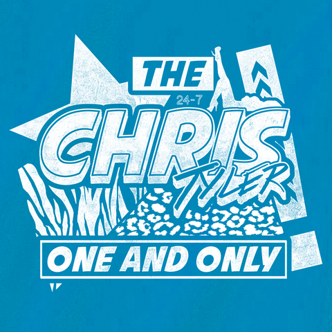 One and Only T-Shirt - Chris Tyler - Parts Unknown t-shirts - Wrestling T-Shirt - 1