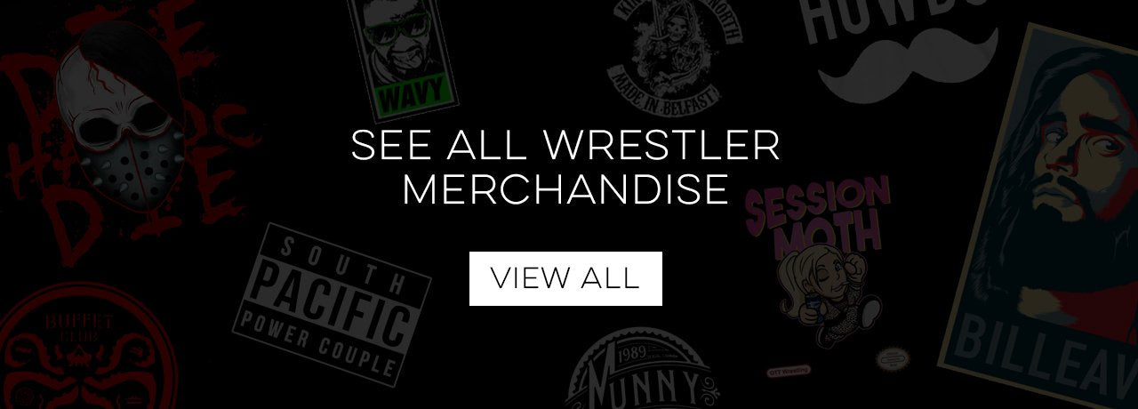 BRITISH WRESTLING T-SHIRTS