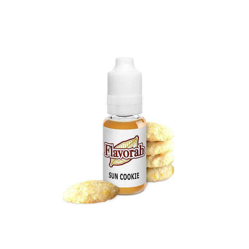 Flavorah Sun Cookie