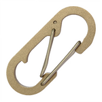 Binary Titanium Carabiner Small