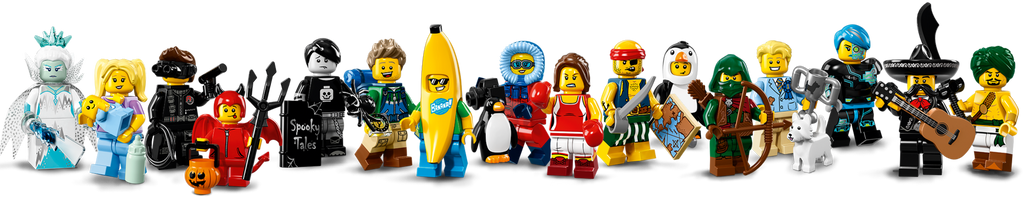 Official LEGO Minifigure Store. Buy Series 1 - 19, LEGO Movie, Simpsons, Disney and Batman Movie LEGO Minifigures now. LEGO City, Star Wars, Super Heroes, Scooby Doo. Low prices! Worldwide dispatch now available!