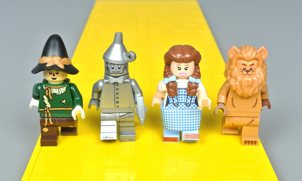Lego The Wizard of Oz Minifigures