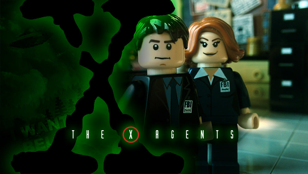Lego The X-Files