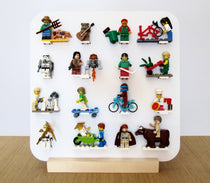 Display for Lego Minifigures