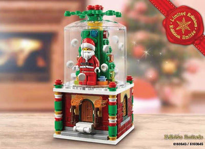 Lego 40223 Exclusive Limited Edition Snowglobe