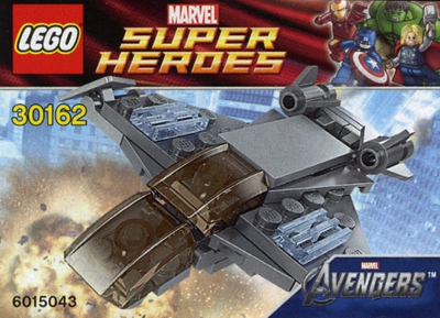 Lego Quinjet - 30162 Polybag