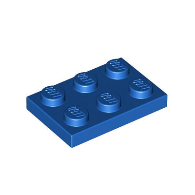 Lego Plate 2x3 (3021)
