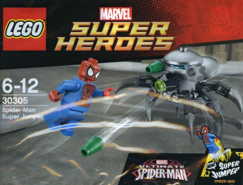 Lego Spider-Man Super Jumper - 30305 Polybag