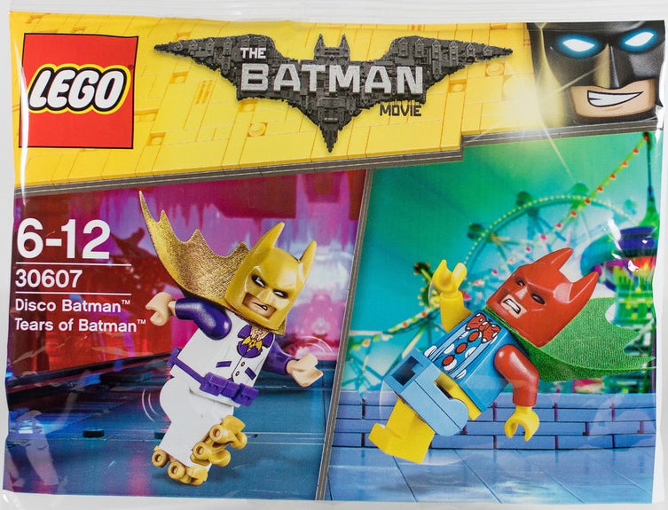 LEGO Disco Batman - Tears of Batman 30607 polybag
