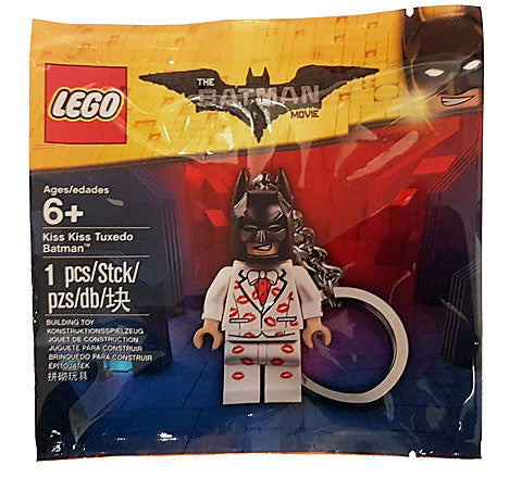 LEGO Batman Movie Kiss Kiss Tuxedo - Keychain 5004928 polybag