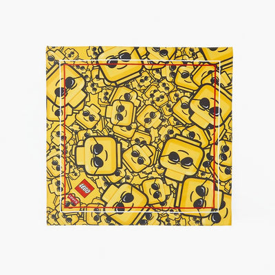 Lego Group x Levi's BANDANA Yellow