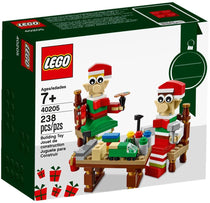 Lego 40205 Christmas Little Elf Helpers