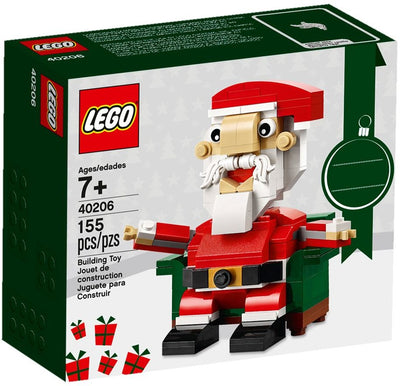 Lego 40206 Santa xmas Limited Edition