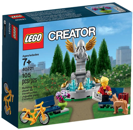 Lego Creator Fountain - 40221