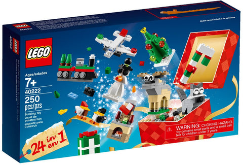 Lego 40222 Christmas Build Up Advent Calendar
