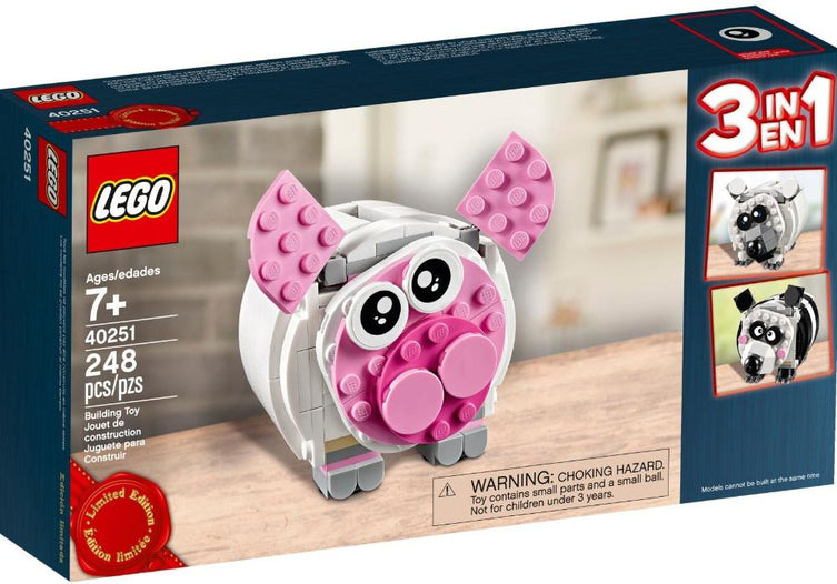 Lego 40251 Mini Piggy Bank Limited Edition