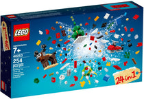 Lego 40253 Christmas Build Up Advent Calendar