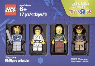 LEGO Warriors Minifigures Collection 5004422 Toys R Us Exclusive