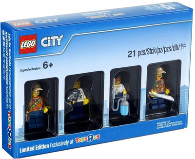 LEGO City Jungle Minifigures Collection 5004940 Toys R Us
