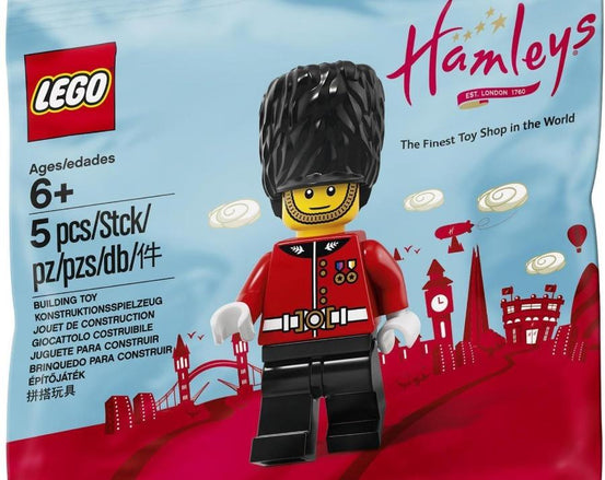 LEGO Hamleys Royal Guard Minifigure - 5005233