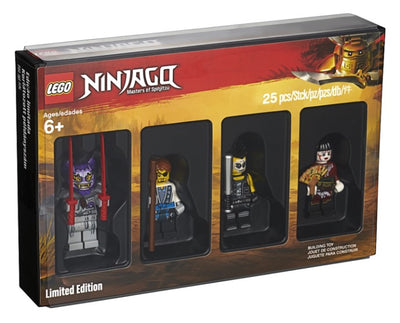 LEGO Ninjago Minifigures Collection 5005257 Toys R Us