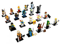 The Lego Ninjago Movie series Complete Collection 20 LEGO Minifigures 71019