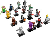 Monsters Series 14 Complete Collection 16 LEGO Minifigures Halloween series - 71010