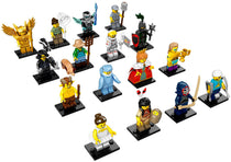 Series 15 Complete Collection 16 LEGO Minifigures 71011