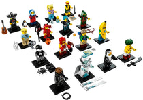 Series 16 Complete Collection 16 LEGO Minifigures 71013