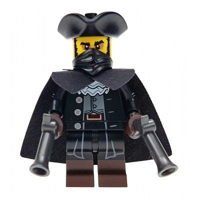 Highwayman – Series 17 Lego Minifigure