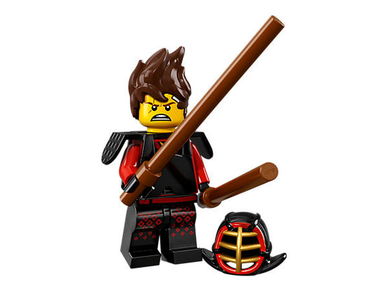 Kai Kendo – The LEGO NINJAGO Movie LEGO Minifigure
