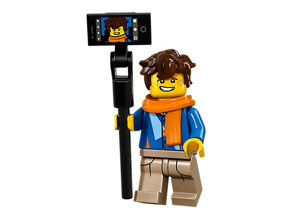 Jay Walker – The LEGO NINJAGO Movie LEGO Minifigure