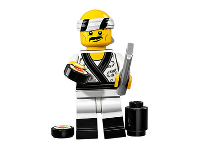 Sushi Chef – The LEGO NINJAGO Movie LEGO Minifigure